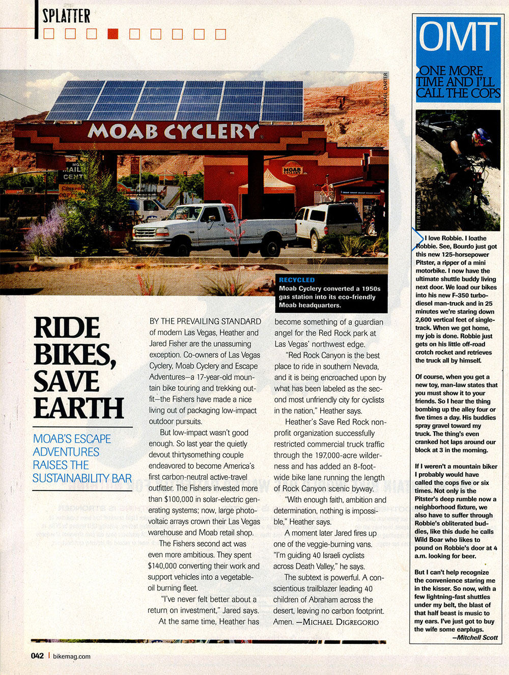 MichaelDiGregorio_ride_bikes_save_earth